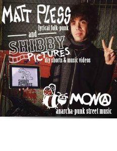 Konzerte und Kurzfilme: Shibby Pictures, Mona&Hummel und Matt Pless